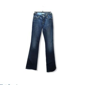 NWT 7 For All Mankind Women's Kimmie Bootcut Jeans